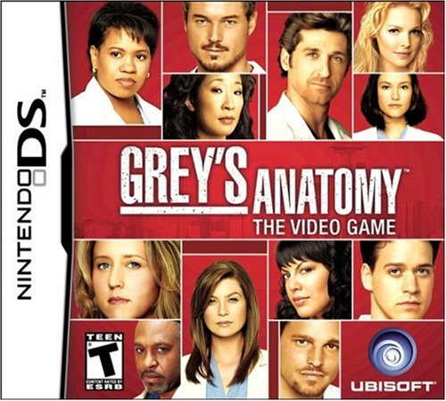 Amazon.com: Grey\'s Anatomy - Nintendo Wii: Video Games