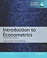 Introduction to Econometrics, Update 3rd Edition, Global Edtion Front Cover