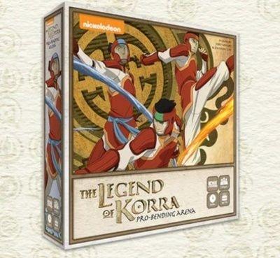 Legend of Korra - Pro Bending Arena - Deluxe Edition