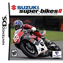 Suzuki Super-Bikes II Riding Challenge - Nintendo DS