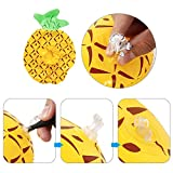 Acekid Pool Drink Holders, 12pcs Fruit Inflatable