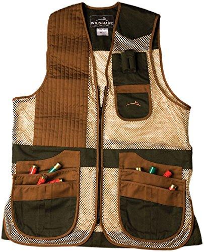 Wild Hare Shooting Gear Heatwave Mesh Vest (Youth Large, Right) by Wild Hare Shooting Gear