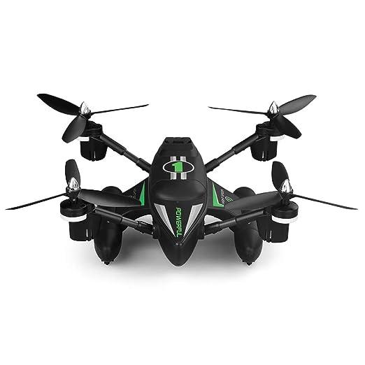 Drone, 2.4 G 6-Axis giroscopio terrestre Modo Marino 3-en-1 Drone ...