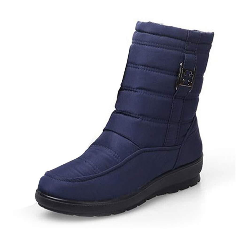 b744057eb343cc Schneeschuhe Frauen Winter Schuhe Antiskid lässige wasserdicht Flexible  Mode lässige Antiskid Stiefel af25ff