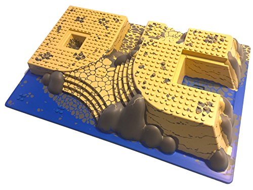 Lego Parts: World City Coast Watch HQ -