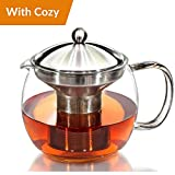 Willow & Everett Teapot Kettle with Warmer Image