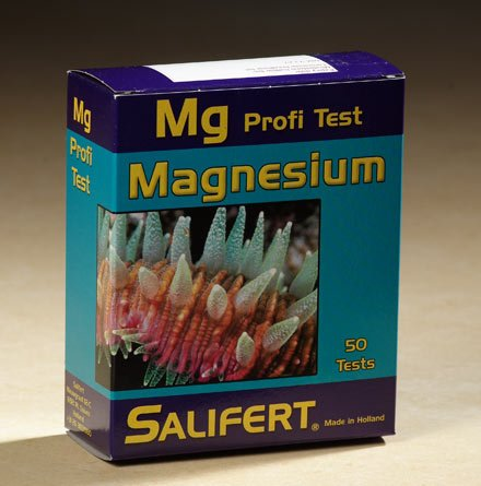Salifert Magnesium (MG) Test Kit by Salifert