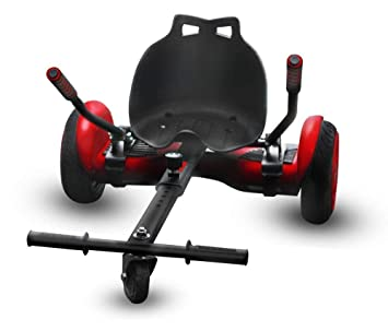 Amazon.com: Hog Wheels Go Cart Accesorio para Hoverboard ...
