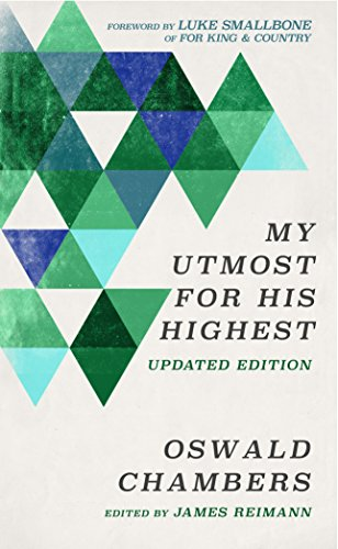 My Utmost for His Highest: Updated Language Limited Edition