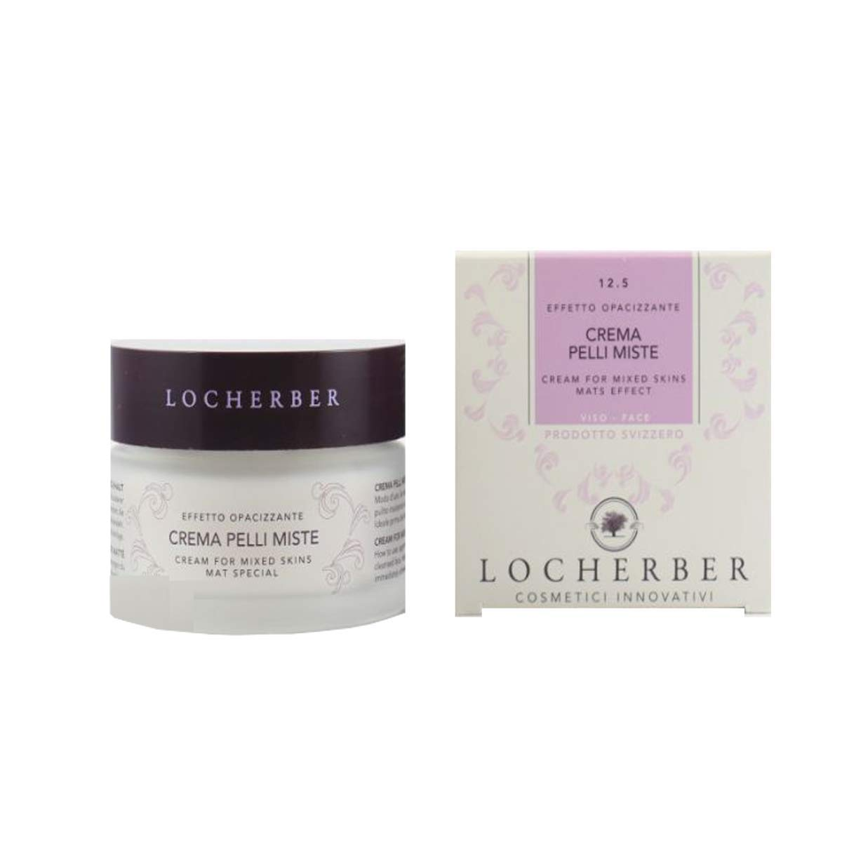 Locherber Cream Combination Skin 50ml