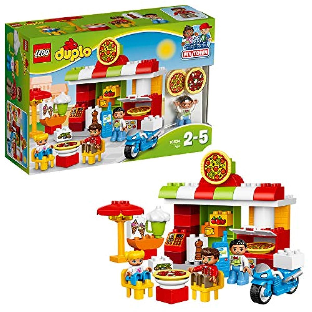 """[해외] 레고(LEGO)듀플로 듀플로(R)의 기다려""""피자 레스토랑"""" 10834"""