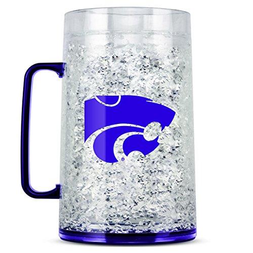 - NCAA Kansas State Wild Cats 38oz Crystal Freezer Monster Mug