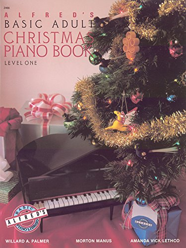Basic Piano Duet Book - Alfred's Basic Adult Course Christmas, Bk 1 (Alfred's Basic Adult Piano Course)