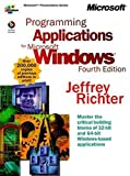 img - for Programming Applications for Microsoft Windows (Dv-Mps General) book / textbook / text book