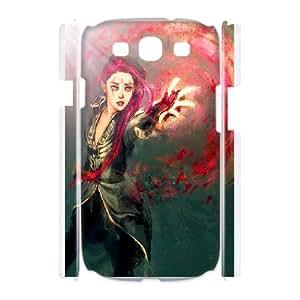 Alice x zhang illustration case generic DIY For Samsung Galaxy S3 I9300 MM9L992391