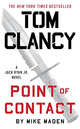 Tom Clancy Point of Contact A Jack Ryan Jr. Novel, Band 3