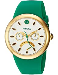 Philip Stein Womens F43G-A-G Quartz Stainless Steel White Dial Watch