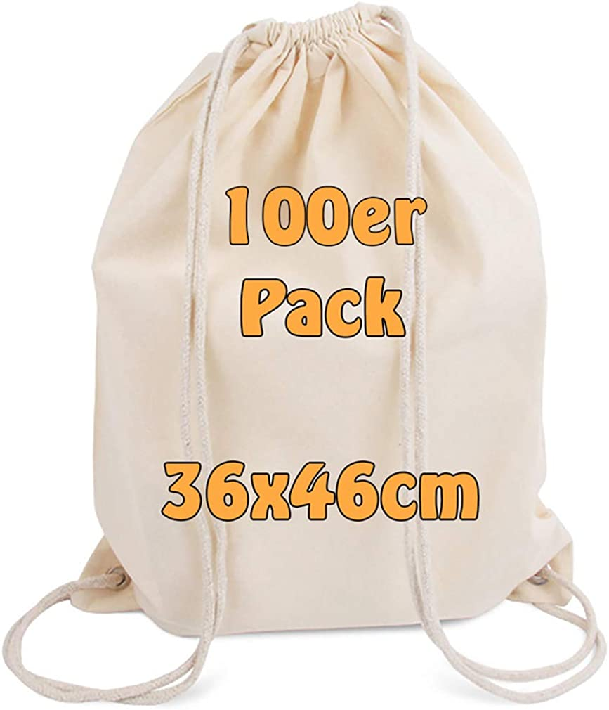 Cottonbagjoe - Mochila de algodón con certificado Öko-Tex Standard ...
