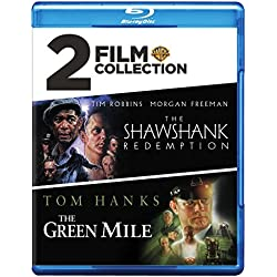 Shawshank Redemption/Green Mile (BD) [Blu-ray]