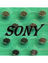 10PC Sony 377 SR626SW SR66 V377 Silver Oxide Watch Battery
