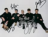 Why Don't We band reprint signed autographed photo #1 RP