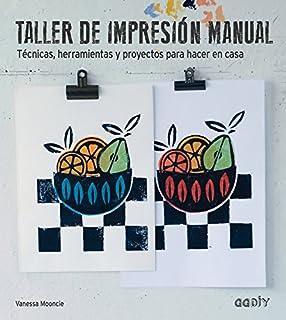 Taller de impresión manual (GGDIY)