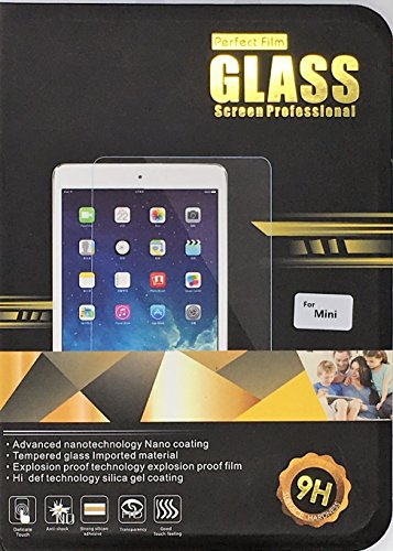 Ipad Mini Tempered Glass 9H Hardness Screen Protector Advanced Explosion Proof Film