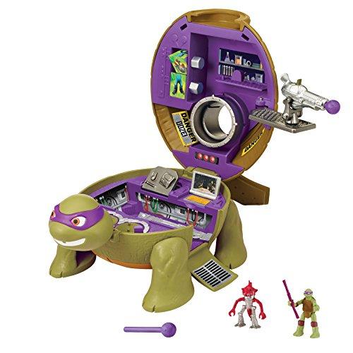 [Teenage Mutant Ninja Micro Donatello's Lab Pet Turtle To Playset] (Teenage Mutant Ninja Turtles Raph)