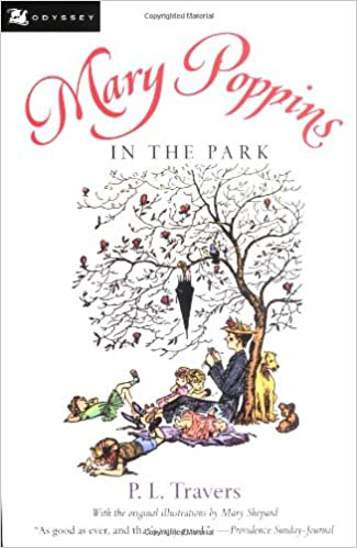 Mary Poppins in the Park (Mary Poppins series Book 4)