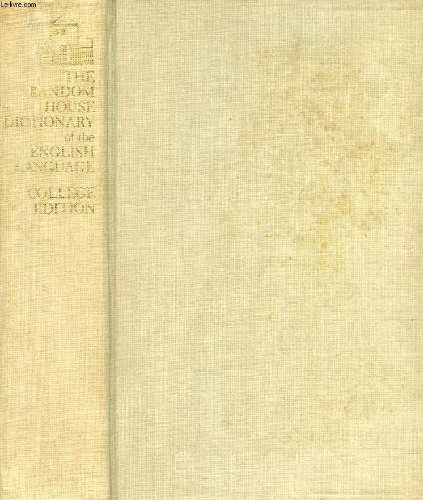 Random House Dictionary of the English Language College Edition