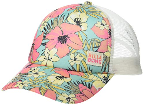 Billabong Girls' Shenanigans Trucker Hat Mo-Mint One - Trucker Girls Hat