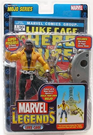 Marvel Legends Series 14 Action Figure Luke Cage