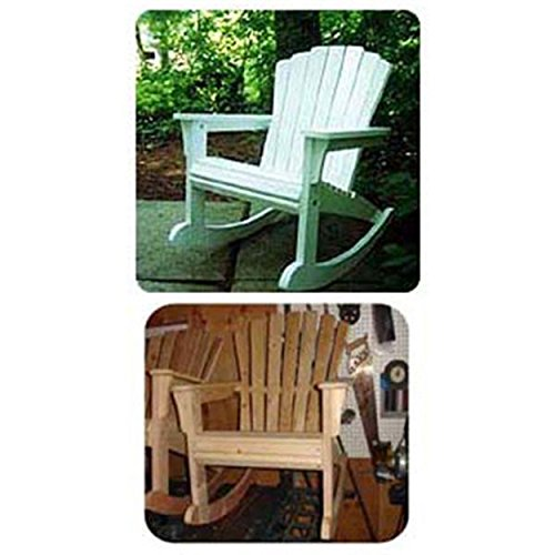 Rocking Chair Plan - 2