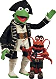 The Muppets Series 7 Action Figure Kermit as Captain Abraham Smollet by Palisades