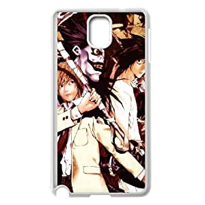 Death Note Samsung Galaxy Note 3 Cell Phone Case White gift zhm004-9322878
