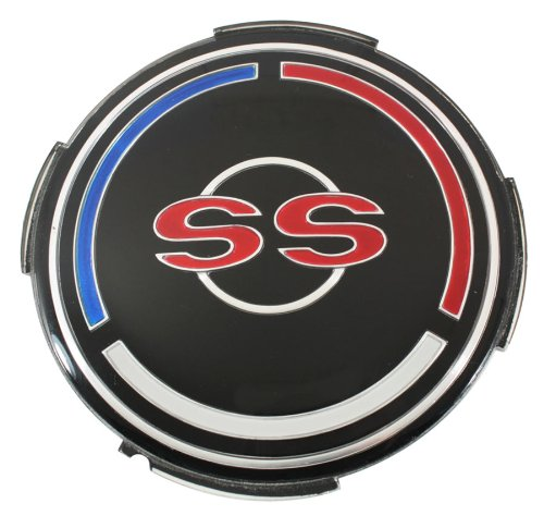 67 CHEVY IMPALA SS WHEEL COVER EMBLEM (Impala Hubcaps Emblems compare prices)
