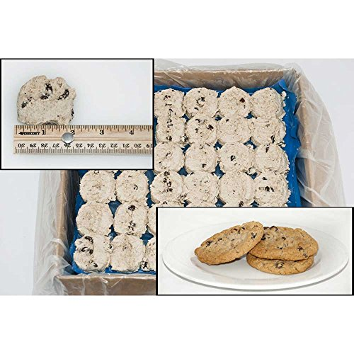 Pillsbury Big Deluxe Oatmeal Raisin Cookie, 1.2 Ounce -- 288 per case. by General Mills (Image #1)