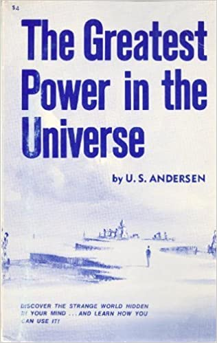 The greatest power in the universe u s andersen 9780879803391 the greatest power in the universe u s andersen 9780879803391 amazon books fandeluxe Images