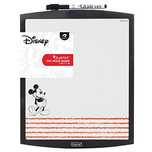 Galleon Disney Mickey Mouse Magnetic Dry Erase Board By Quartet 9