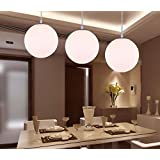 Modern/Contemporary simple Chandelier bedroom living room LED droplight , 15cm