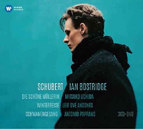 UPC 825646204182, Schubert: Die Schone Mullerin, Winterreise & Schwanengesang [3CDs + DVD]