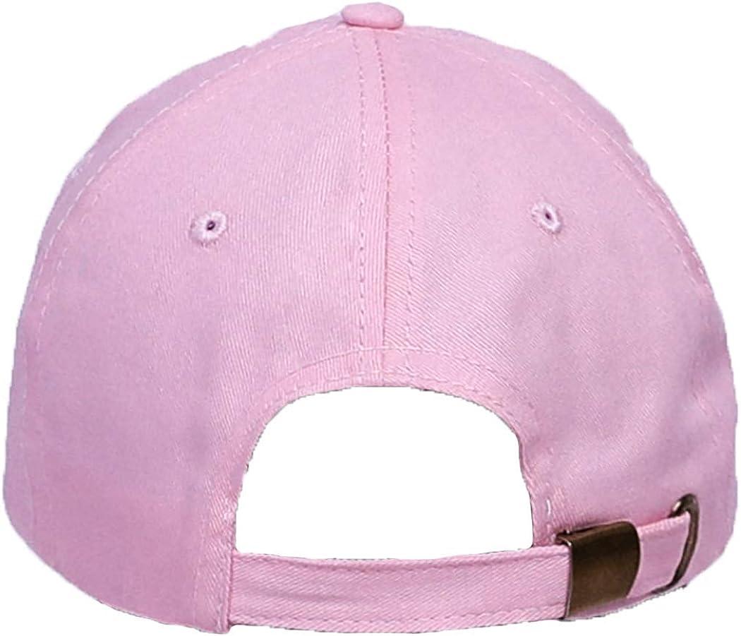 Azure Hat 12-Pack Wholesale Unisex economical 100/% Cotton Twill Baseball Cap Men Women Adjustable Size