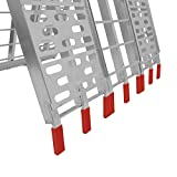 Titan 7.5' Plated Truck Loading Ramp for Harley