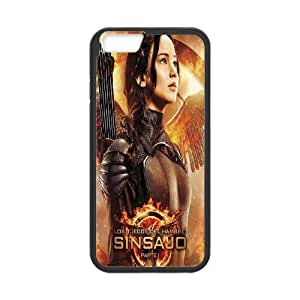 Hot Hunger Games 3 Protect Custom Cover Case for iPhone 6 Plus 5.5 Inch VTN-38410