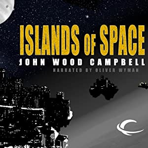 Islands of Space Audiobook