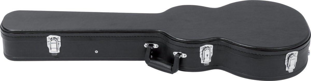 Estuche para guitarra eléctrica con forma stratocaster. serie ...