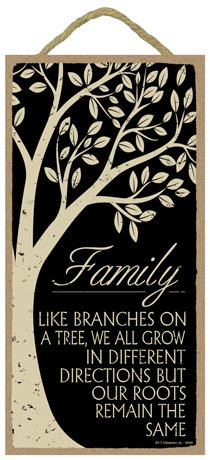 (SJT ENTERPRISES, INC. Family - Like Branches on a Tree, we All Grow in Different Directions but Our Roots Remain The Same  5