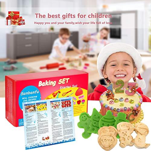Kids Set Cupcake Supplies Cake Girls Teenagers