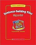 Sentence-Building Tiles Super Set, Teaching Resources Staff, 0439909279