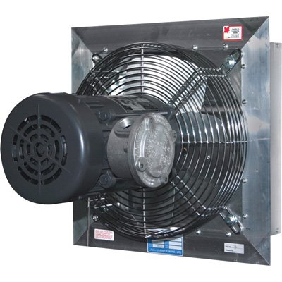 Canarm Ax12 4 Shutter Mounted Exhaust Fan 12 Inch 115